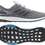 Zapatillas adidas running PureBOOST DPR 2017 -perfil y suela