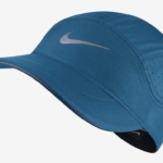 Gorra Nike AeroBill Running ajustable color azul edición 2017