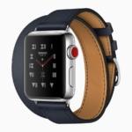 Apple Watch Hermès Series 3 Doble Tour Éperon d'Or 2017