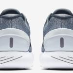 Nike LunarGlide 9 mujer - detalle talón