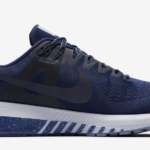 Nike Air Zoom Structure 21 Shield - detalle lateral interno