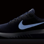 Nike Air Zoom Structure 21 Shield - detalle elementos reflectantes