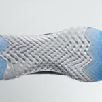 Detalle Nike React Suela