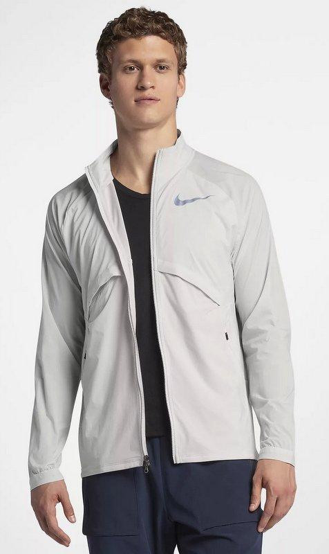 Rompeviento Nike Shield Convertible para hombre