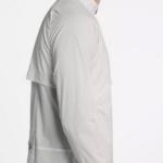 Rompeviento Nike Shield Convertible para hombre - detalle perfil