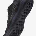 Zapatillas para correr Nike Free RN Flyknit 2018 hombre azul - suela natural running