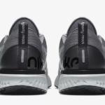 Zapatillas de running Nike Odyssey React - detalle talón reflectante