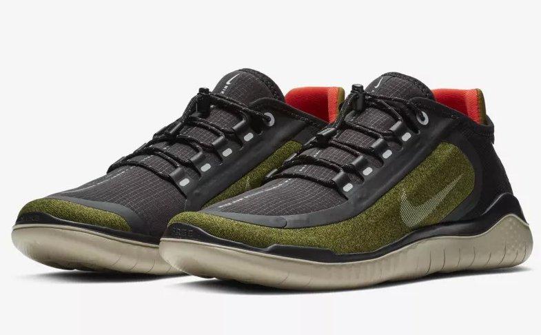 Nike Free RN 2018 Shield2018
