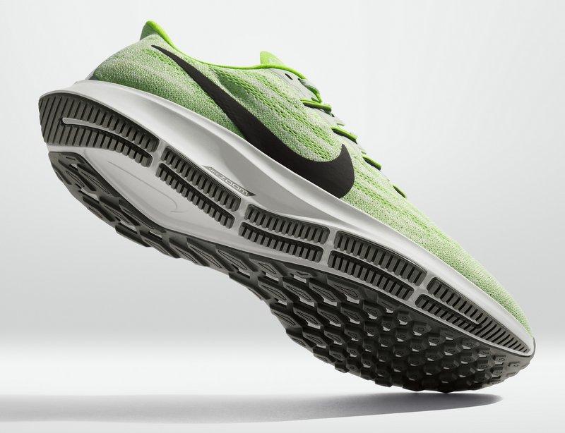 Zapatillas para correr Nike Pegasus 36 hombre detalle suela