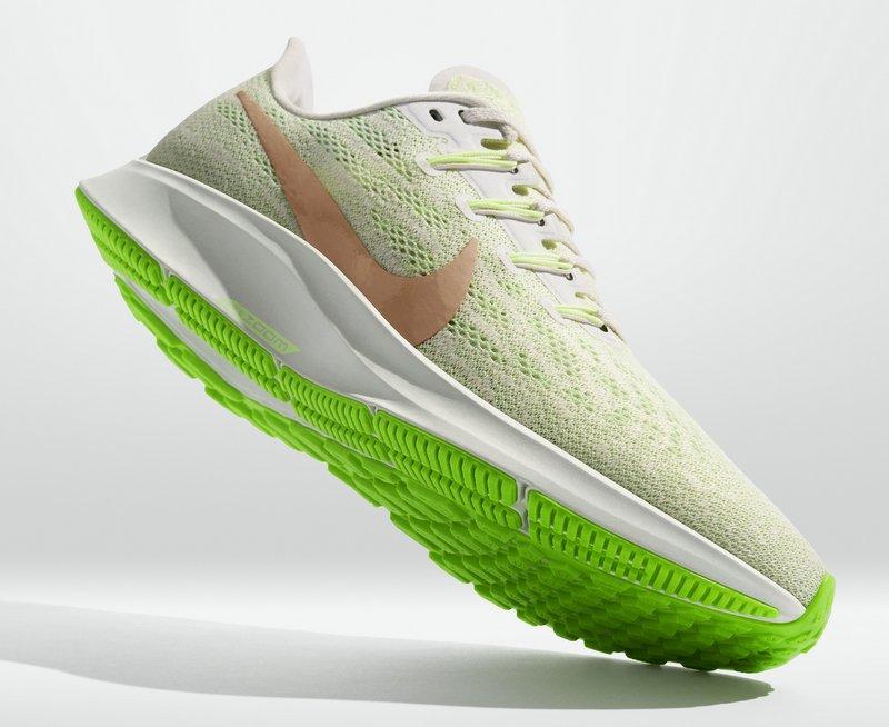 Zapatillas para correr Nike Pegasus 36 mujer detalle suela