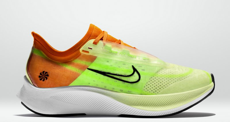 Nike Zoom Fly 3 - lateral