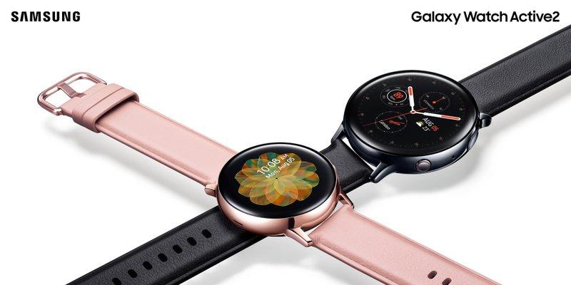 SmartWatch Samsung Galaxy Watch Active2 2019