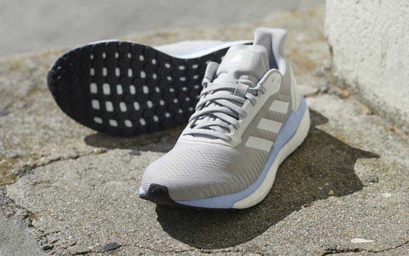 Zapatillas adidas running SolarDrive mujer