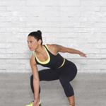 Sentadilla entrenamiento en intervalos de alta intensidad para corredores HIIT