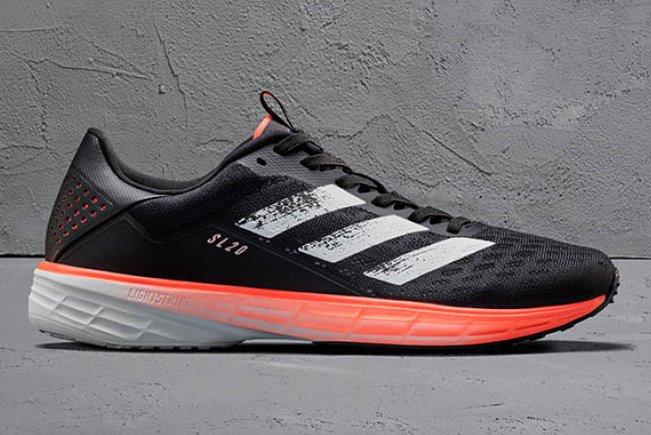 SL20 zapatillas adidas running 2020