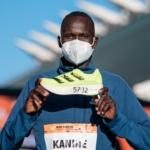 Kibiwott Kandie récord mundial 21K con adidas adizero adios Pro
